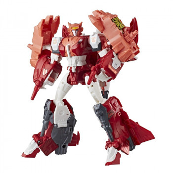 Transformers - Power of the Primes - Voyager Class - ELITA-1 E0598 E1139