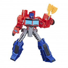 Transformers Cyberverse - Optimus Prime - E1901