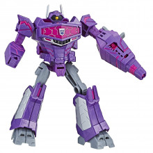 Transformers Cyberverse - Shock Blast - Deceptikon Shockwave E1886 E1909
