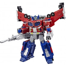 Transformers - Wojna o Cybertron Siege - Galaxy Optimus Prime Leader Class E3480