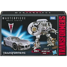 Hasbro Takara - Transformers Masterpiece Movie Series - Jazz MPM-9 E3491