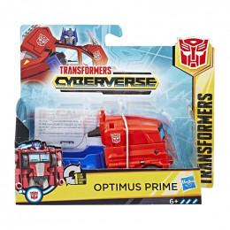 Transformers Cyberverse - Optimus Prime - E3522 E3526
