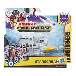 Transformers Cyberverse - Starscream - E3522 E3527
