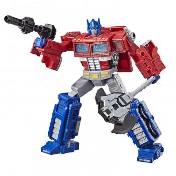Transformers - Wojna o Cybertron: Oblężenie - Optimus Prime E3418 E3541