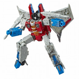 Transformers - Wojna o Cybertron: Oblężenie - Starscream Voyager Class E3418 E3544
