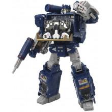 Transformers - Wojna o Cybertron: Oblężenie - Soundwave Voyager Class E3418 E3545