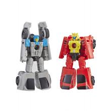 Transformers - Wojna o Cybertron: Oblężenie- Micromasters Roadhandler i Swindler E3420 E3557