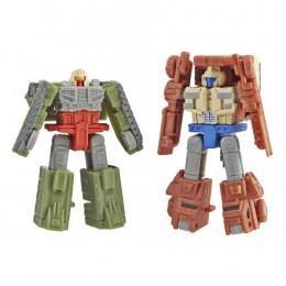 Transformers - Wojna o Cybertron: Oblężenie- Micromasters Topshot i Flak E3420 E3558