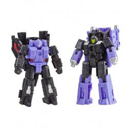 Transformers - Wojna o Cybertron: Oblężenie- Micromasters Storm Cloud i Visper E3420 E3560