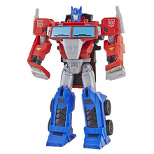 Transformers Cyberverse - Bash Attack - Optimus Prime E1886 E3639