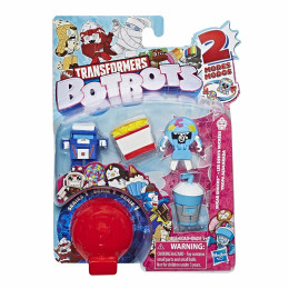 Transformers - BotBots - Seria 1 - 5 figurek Sugar Shocks Zestaw 2 E4136