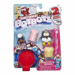 Transformers - BotBots - Seria 1 - 5 figurek Sugar Shocks Zestaw 3 E4136