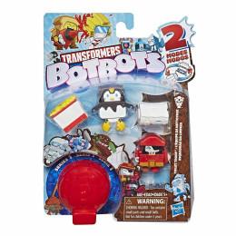 Transformers - BotBots - Seria 1 - 5 figurek Toilet Troop Zestaw 1 E4137