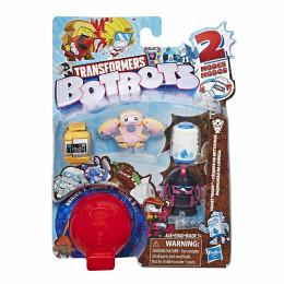 Transformers - BotBots - Seria 1 - 5 figurek Toilet Troop Zestaw 2 E4137