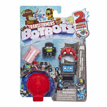 Transformers - BotBots - Seria 1 - 5 figurek Techie Team Zestaw 1 E4138