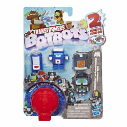 Transformers - BotBots - Seria 1 - 5 figurek Techie Team Zestaw 2 E4138