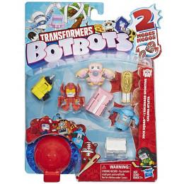 Transformers - BotBots - Seria 1 - 8 figurek Jock Squad Zestaw 3 E4144