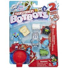 Transformers - BotBots - Seria 1 - 8 figurek Jock Squad Zestaw 2 E4144