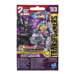 Transformers - Cyberverse - Minifigurka w saszetce - seria 3 - E4485