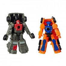 Transformers - Wojna o Cybertron - Micromasters - Powertrain i Highjump E4493