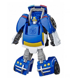 Transformers - Rescue Bots Academy - Chase The Police-Bot E5366 E5693
