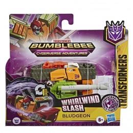 Transformers – Cyberverse Adventures – Whirlwind Slash Bludgeon E3522 E7071