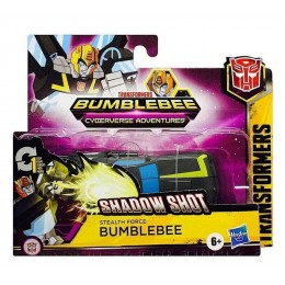 Transformers – Cyberverse Adventures – Shadow Shot Bumblebee E7074