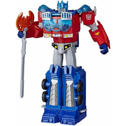 Transformers - Cyberverse Adventures - Energon Armor - Optimus Prime - E7112