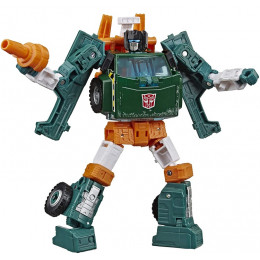 Transformers - War for Cybertron: Earthrise - Hoist E7120 E7154