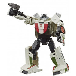 Transformers - War for Cybertron: Earthrise - Wheeljack E7120 E7156