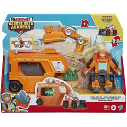 Transformers - Rescue Bots Academy - Centrum dowodzenia - Command Center Wedge E7180 E6431
