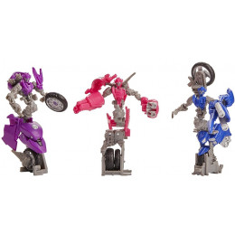 Transformers - Generations Studio Series - Chromia, Arcee, Elita-1 - E0701 E7198