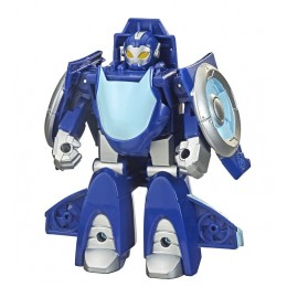 Transformers – Rescue Bots Academy – Whirl The Flight-Bot E5366 E8108