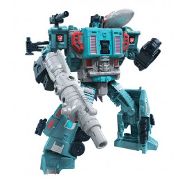 Transformers - War for Cybertron: Earthrise - Doubledealer E8205 E7123