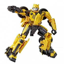 Transformers - Generations Studio Series - Offroad Bumblebee - Jeep Bee E0701 E8288