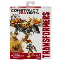 TRANSFORMERS A6160 Dinobot Grimlock Construct Bots