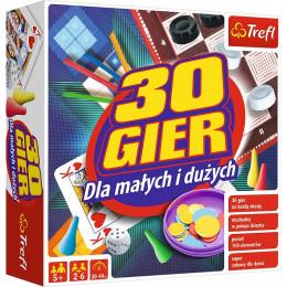 Trefl - Kalejdoskop - 30 gier - 00745