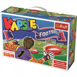 Trefl - Kapsle Football - Piłka nożna - Gra zręcznościowa 01073