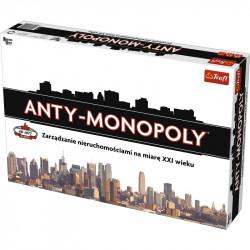 Trefl - Anty-Monopoly - Strategiczna gra planszowa 01511