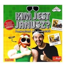 Trefl - Kim jest Janusz? - 01558