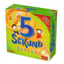 TREFL - Gra 5 Sekund Junior Edycja Specjalna - 01643