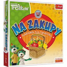 Trefl - Gra Na Zakupy - 01742