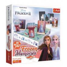 Trefl – Gra pamięciowa - Frozen Memories - 01753