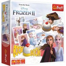 Trefl - Gra planszowa Boom Boom Frozen II - 01754