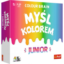 Trefl - Myśl Kolorem - Junior - 01763