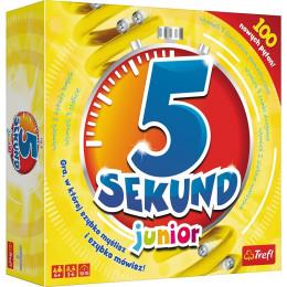 Trefl - Gra 5 sekund - Wersja Junior 01779