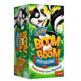 Trefl – Gra Boom Boom - Śmierdziaki - 01910