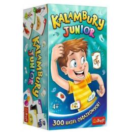 Trefl – Gra - Kalambury Junior - 01913