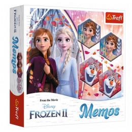 Trefl – Frozen II Kraina Lodu – Memos – 01931