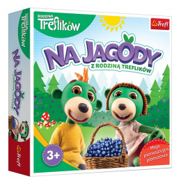 Trefl – Rodzina Treflików – Na jagody – 02001
